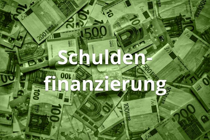 Schuldenfinanzierung