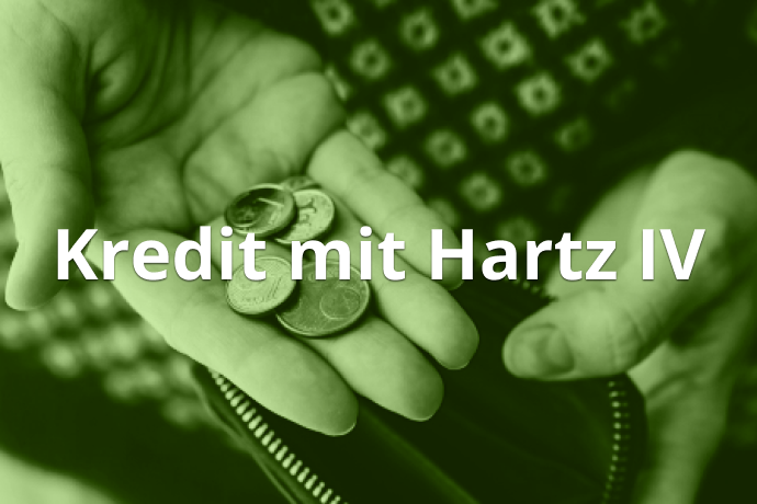 Kredit mit Hartz 4