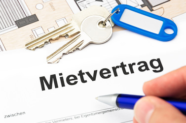Privatinsolvenz: Mietvertrag