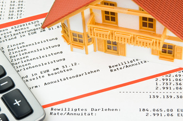 Schuldenfalle: Baufinanzierung